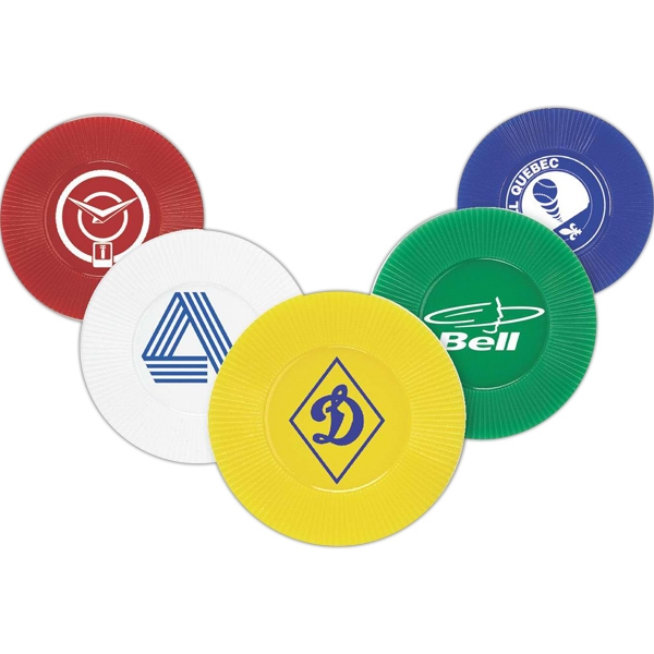 Plastic Poker Chip Photo