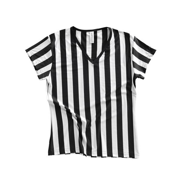 Women's V-Neck Referee Shirt