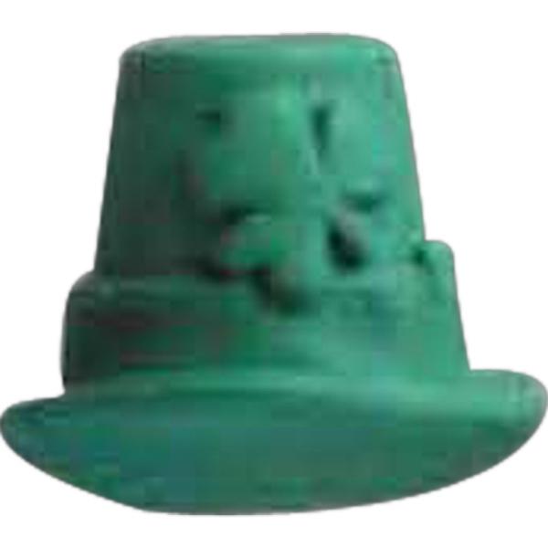 Leprechaun Hat Pencil Top Eraser