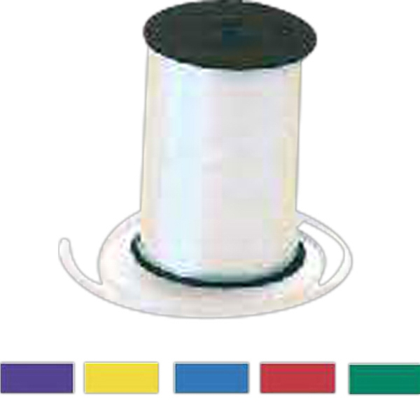 White - Five Hundred Yard Spool Of Ribbon Photo