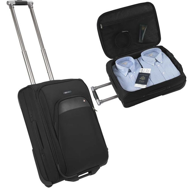 "Sheaffer (TM) Classic 21"" 2-Wheeled Carry-On"