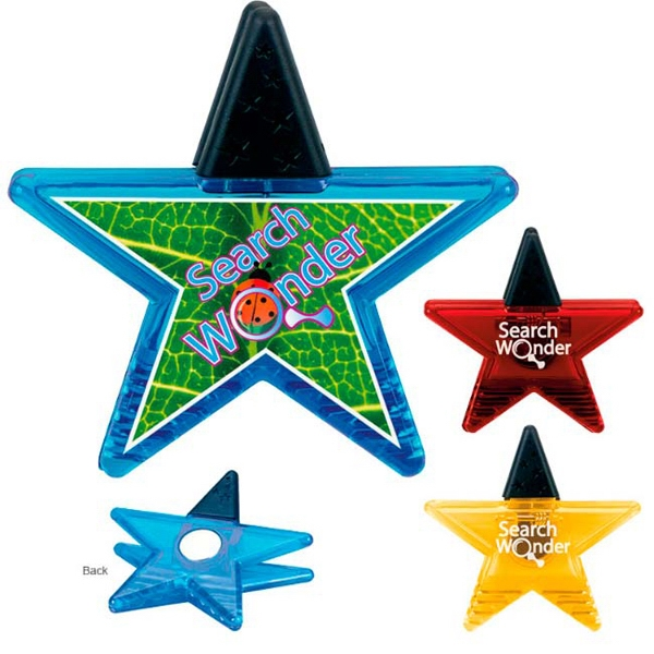 Star Clip Magnet - Good Value (R)