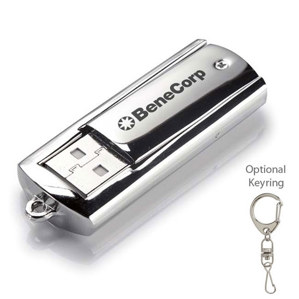 Metal USB 2.0 Flash Drive