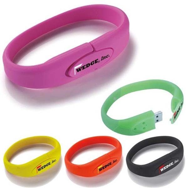 Bracelet USB 2.0 Flash Drive