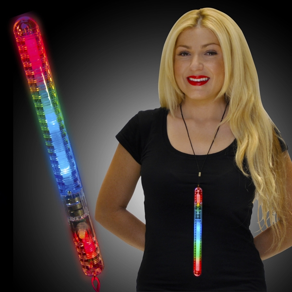 Flashing LED wand (Patrol wands)