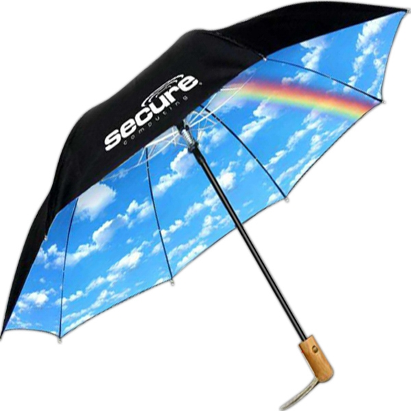 "Umbrella With Large 46"" Arc And Automatic Opening Photo"