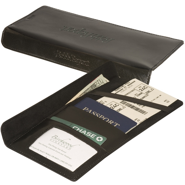 Leeman New York Gramercy Travel Wallet