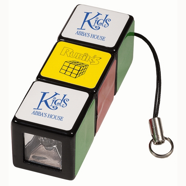 Rubik's (r) - Pocket Size Cube Puzzle Flashlight Photo