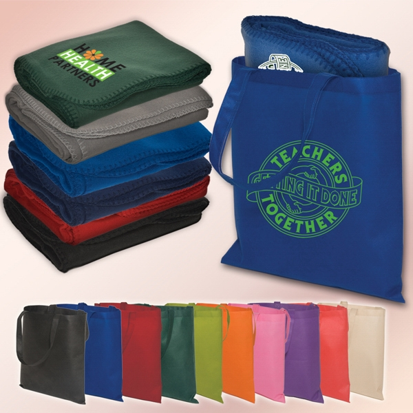 Econo Tote-A-Blanket Combo
