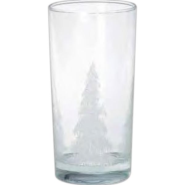 Heavy bottom glass tumbler