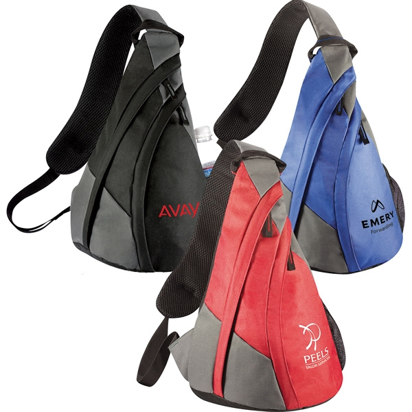 Curvepipe - Sling Pack Made Of 600 Denier Polyester Photo