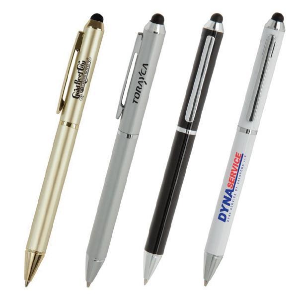 Tapper - Twist Pen Doubles As A Touch Screen Stylus Photo