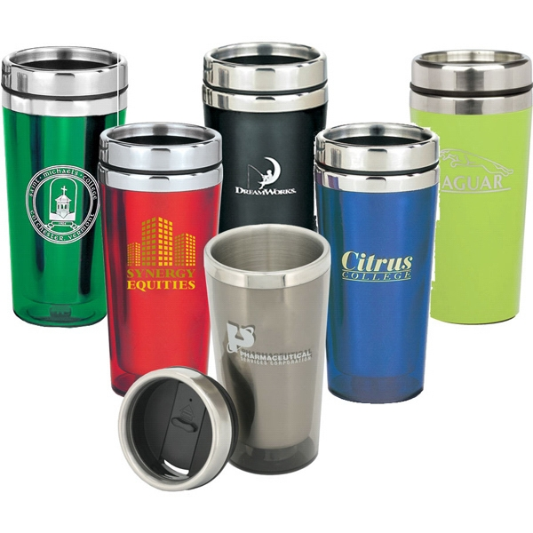 Specular - 16 Oz Stainless Steel & Acrylic Tumbler Photo
