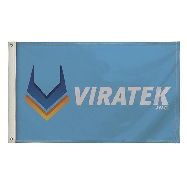 3' x 5' Full-Color Single-Sided Flag