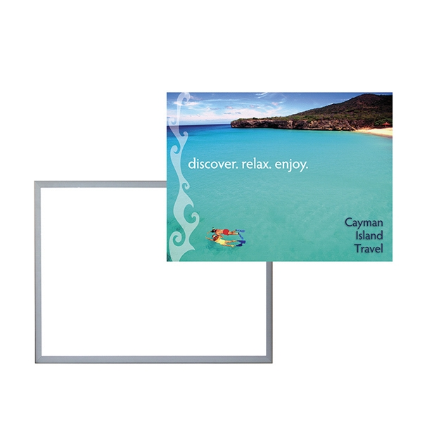 18-inch x 24-inch LED Light Box Graphic Only