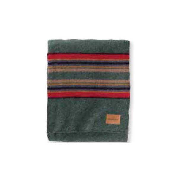 Yakima® Twin Camp Blanket with Carrier - Green Heather