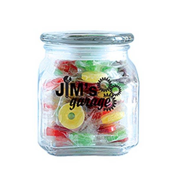 Life Savers in Medium Glass Jar - Life Savers in Medium Glass Jar