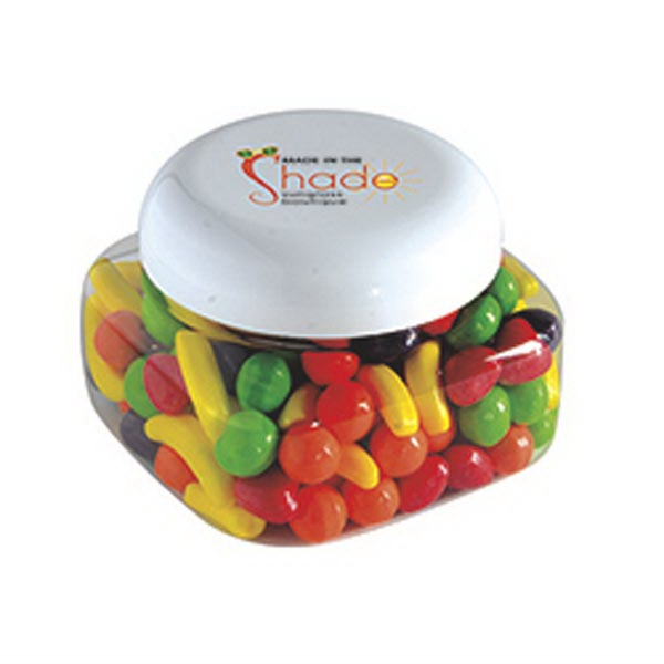 Runts in Small Snack Canister - Small Snack Canisters Filled With Runts