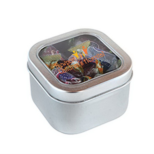 Jolly Rancher® in Sm Square Window Tin