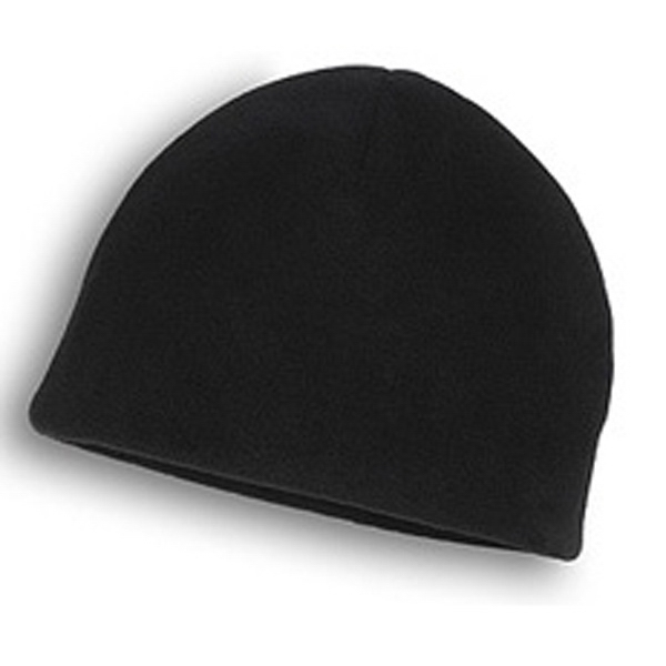 Beanie - Black Fleece Beanies