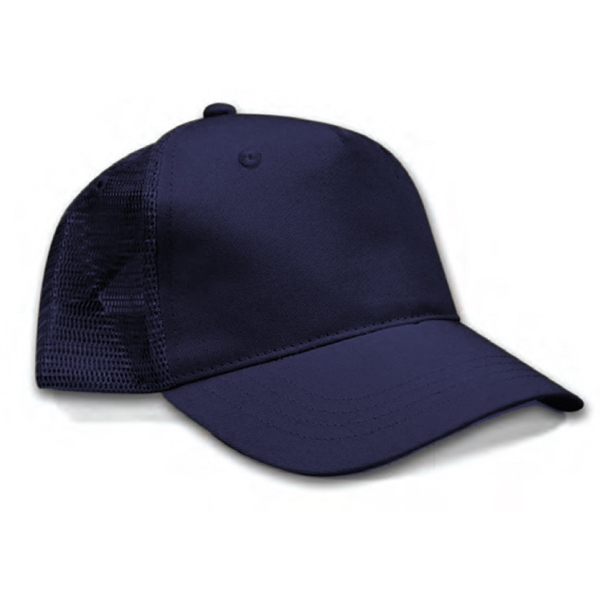 5 Panel Structured Low Crown Cap