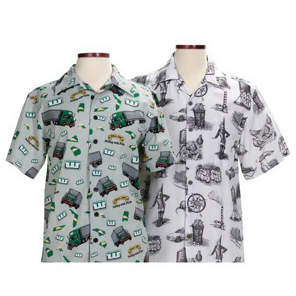 Lightweight Unisex Camp Shirt