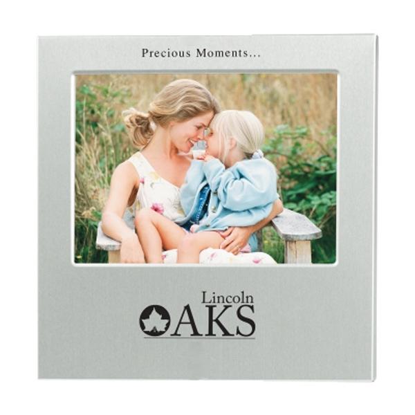 "4"" x 6"" Aluminum Photo Frame"