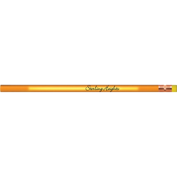Color Changing Pencils (Bright Orange - Neon Yellow)