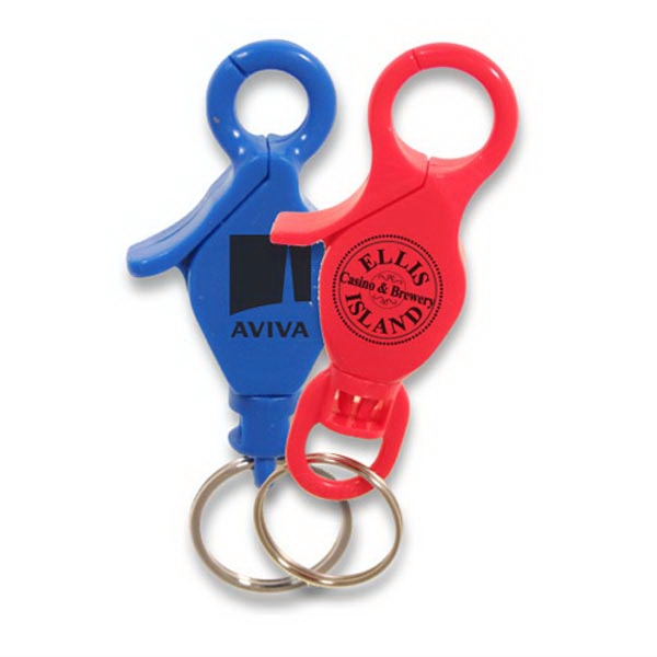 Lobster Clip keyring - Clearance