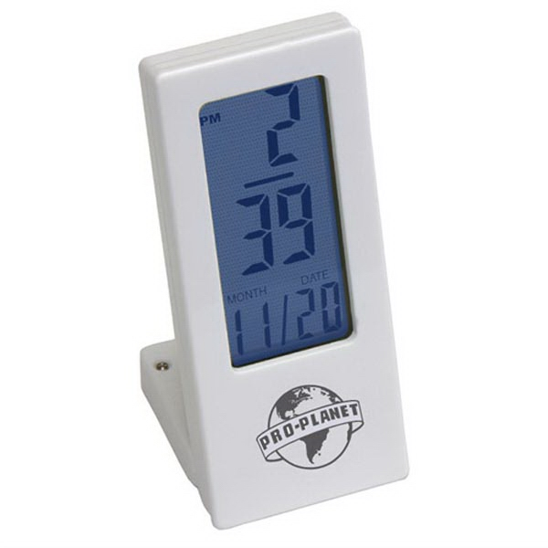 Tilting Alarm clock- Clearance
