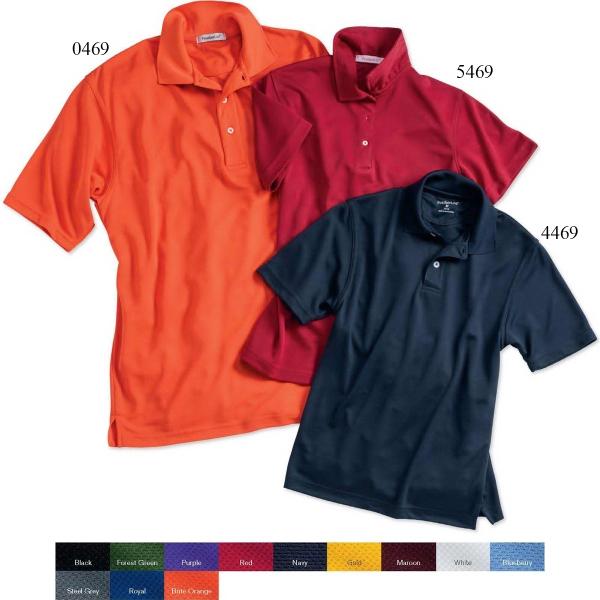 Featherlite (R) Youth Moisture Free Mesh Sport Shirt