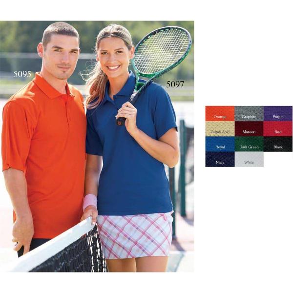 Augusta Sportswear (R) Ladies Wicking Mesh Sport Shirt