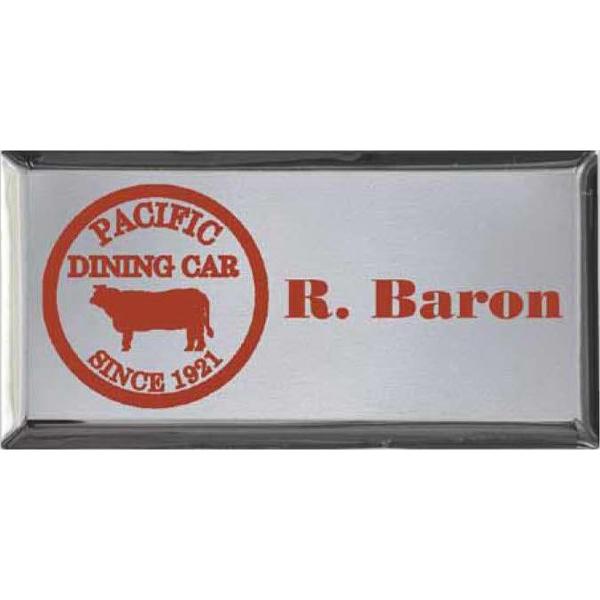 Aspen Executive Name Badge