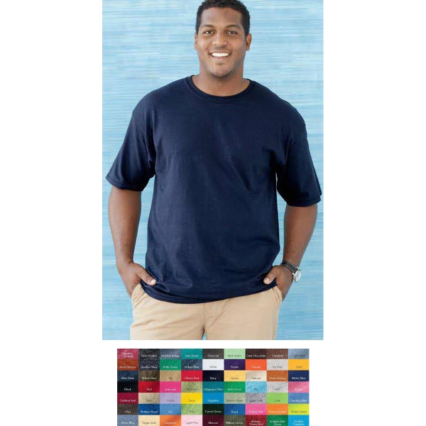 Gildan (R) Ultra Cotton (TM) Tall T-shirt