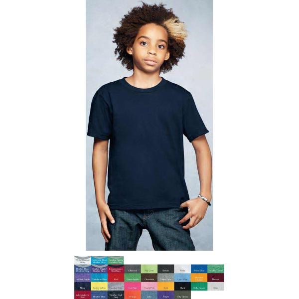 Anvil (R) Youth Ringspun Fashion Fit T-Shirt