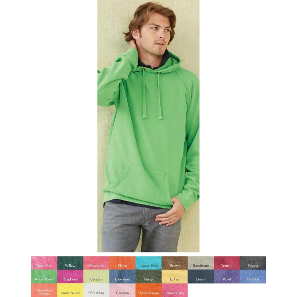Comfort Colors Pigment Dyed Hooded Sweatshirt