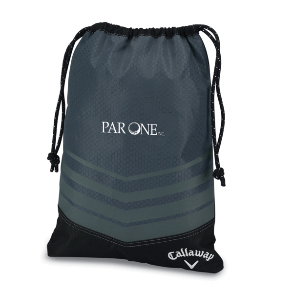 Callaway Sport Drawstring Shoe Bag