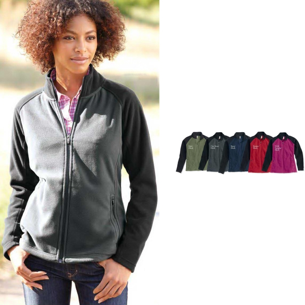 Colorado Clothing Ladies Steamboat Microfleece Jacket