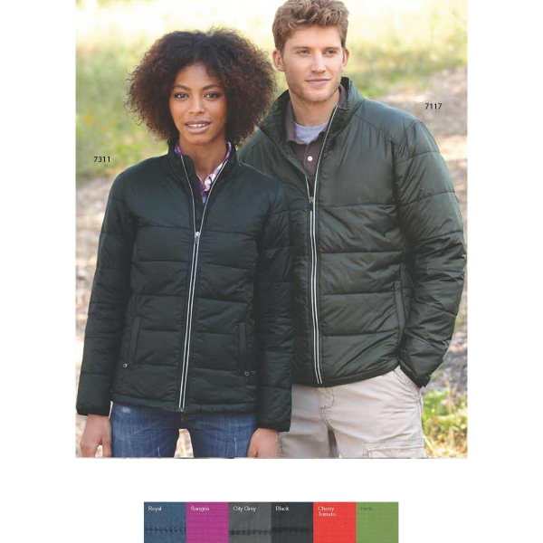 Colorado Clothing Ladies Packable Puffer Jacket