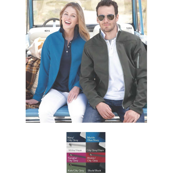 Colorado Clothing Ladies' Soft Shell Jacket