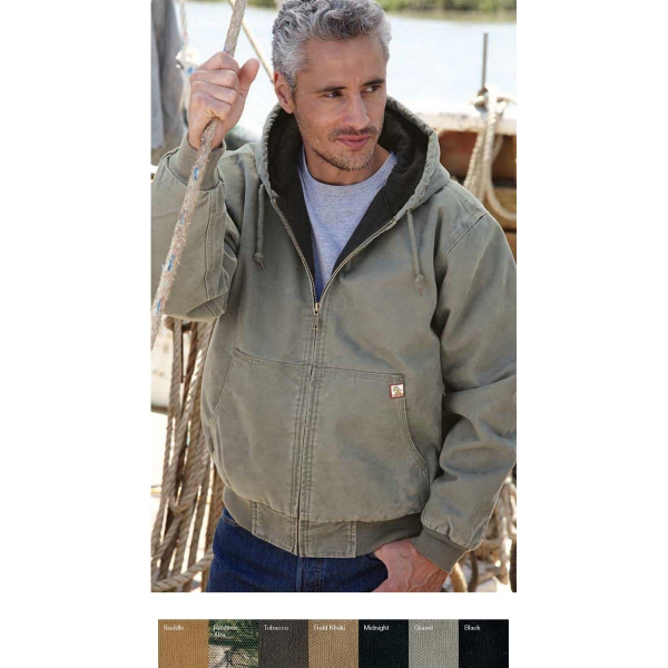 DRI DUCK Cheyenne Hooded Jacket