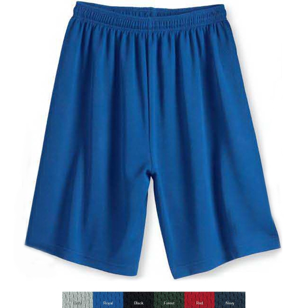 "C2 Sport 7"" Mock Mesh Shorts"