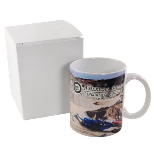 11 oz. Mug in white gift box