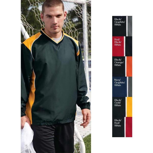 Augusta Sportswear (R) V-neck Windshirt