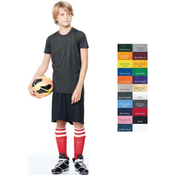 Alo Sport (TM) Youth Performance Short Sleeve T-Shirt