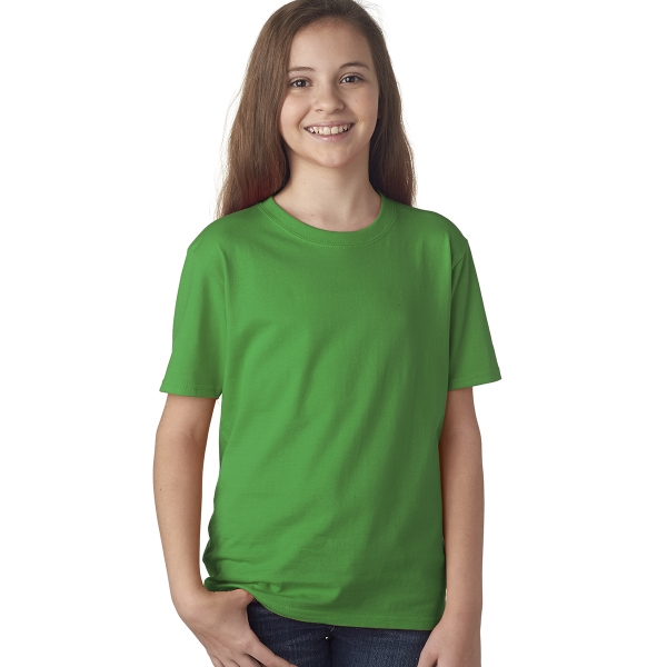 Anvil Youth Midweight Cotton Tee