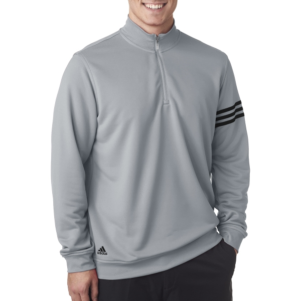 Adidas ClimaLite 3-Stripes Pullover