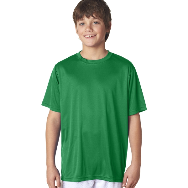 A4 Youth Cooling Performance Crew Shirt