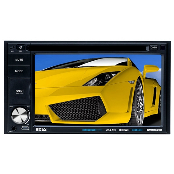 "6.2"" Touchscreen TFT Monitor"