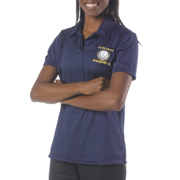 A4 Ladies' Warp-Knit Performance Polo